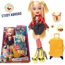 Bratz Study Abroad Doll - Cloe to China girl Play house toys girl's gift birthday present