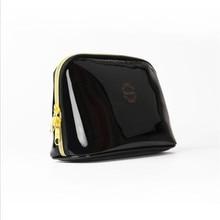 Zipper Pillow Shaped Brand Cosmetic Bag