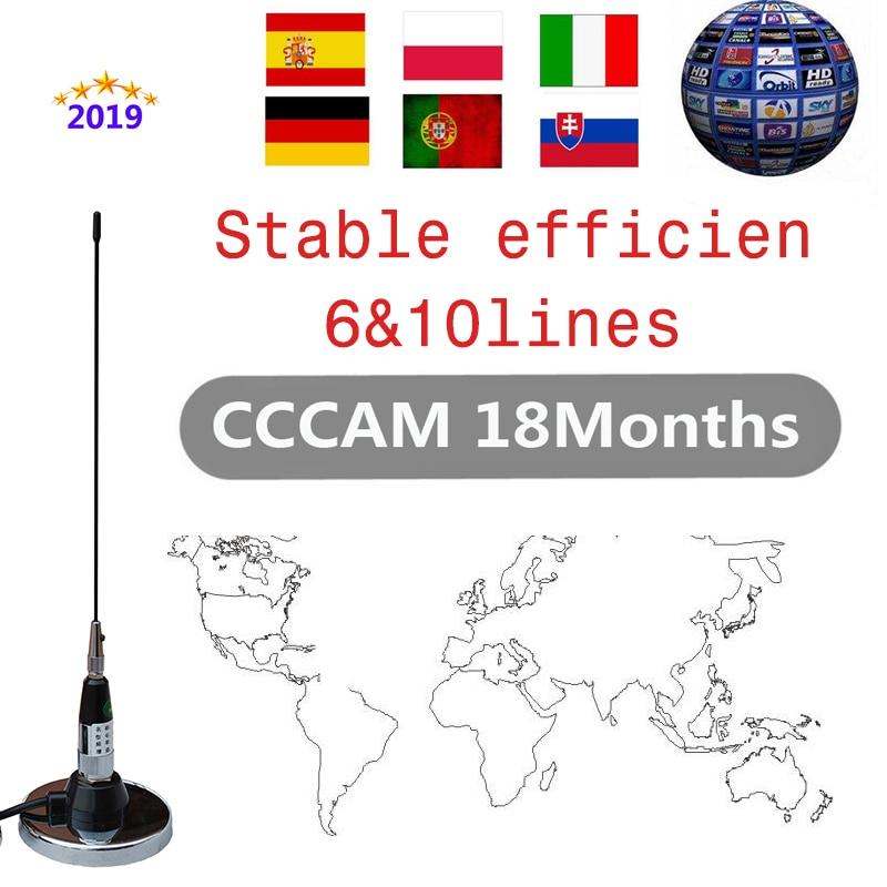 Cccam 2019