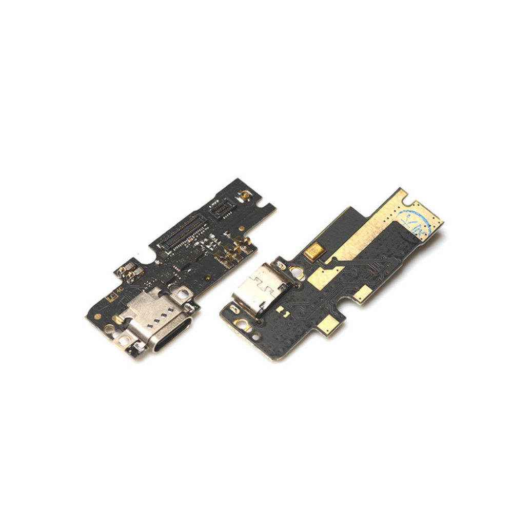 1pcs For Xiaomi Mi4C Mi 4C USB Plug Charge Port Board Dock Connector High Quality Flex Cable Board With Microphone