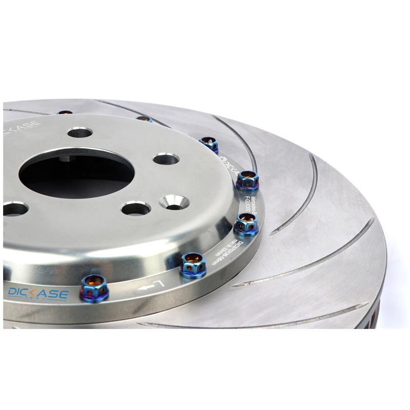 US $476 0 |370mm*36 Dicase brake Disc good quality high performance GT6  brake kit fit GL450 6 piston 19''-in Caliper & Parts from Automobiles &