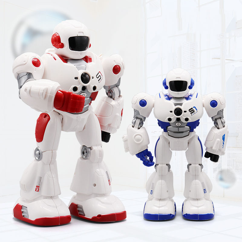 Dance Motion Control for USB Charger RC Robot Toy Child Child Birthday Gift Present