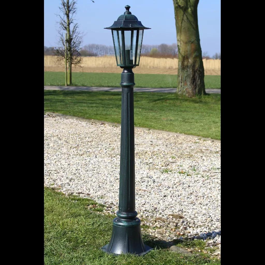 VidaXL Garden Lamp 105 Cm Retro Elegant Garden Lamp Suitable For Driveway Garden Path Playground