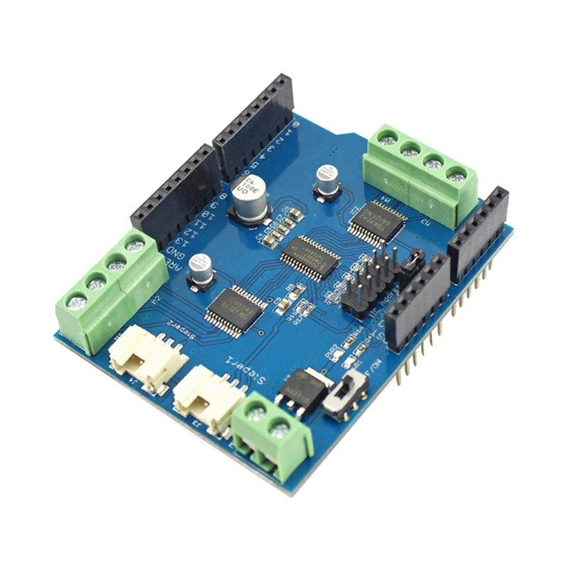 Elecrow TB6612 Motor Schild für Arduino Modul DIY Roboter Projekt Kit TB6612 MOSFET Treiber