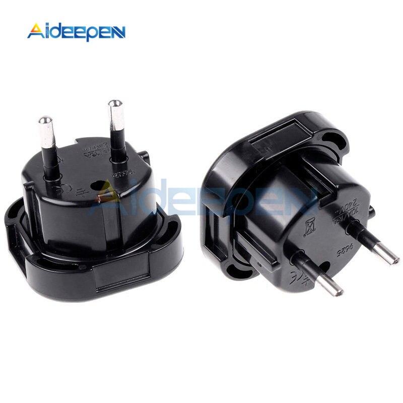 IEC C13 Inline Hembra 10A 250V Z/ócalo Enchufe Conector Transformador Adaptador de Corriente