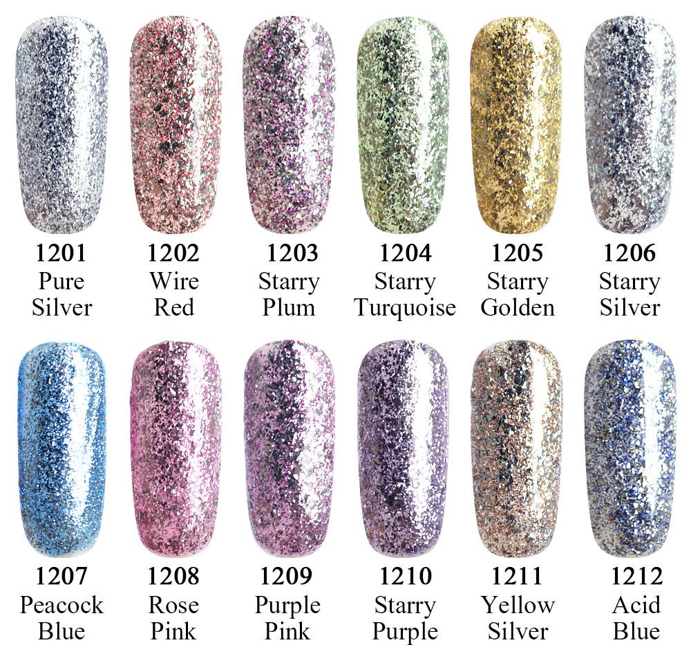 2017 New Venalisa supply nail art Venalisa 12ml 12 color supper ...