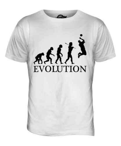 Directo de la evolución de hombre para hombre Camiseta TEE superior regalo ropa