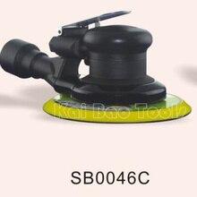 6 дюймов пневматическая орбитальная шлифовальная машина Центральная Вакуумная орбита 5 мм пневматическая мощная шлифовальная машина Вакуумный Полировочный инструмент(SB0046C
