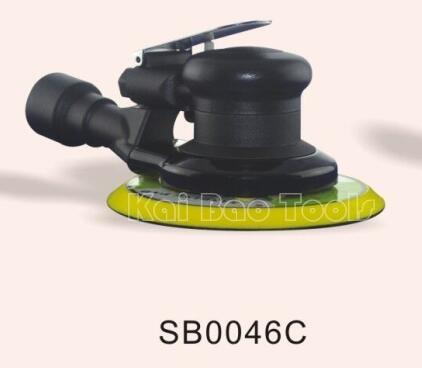 6インチエアーオービタルサンダー中央真空軌道5ミリメートル空気圧パワーサンディングマシン真空バフツール(SB0046C)  グループ上の ツール からの 空気動力工具 の中 1