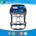 Seicane Android GPS reproductor de dvd del coche de Navegación para 2011 2012 2013 Ford Ranger con volante de Radio HD bluetooth Pantalla táctil