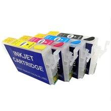 10 комплектов T2991 29XL заправляемые чернильные картриджи для принтеров Epson XP-235 XP-332 XP-335 XP-432 XP-435 XP-247 XP-442 XP-342 принтер