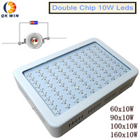 Double Chip 10W Led Plant Grow Light 1000W 600W Led Grow Light Dropshipping