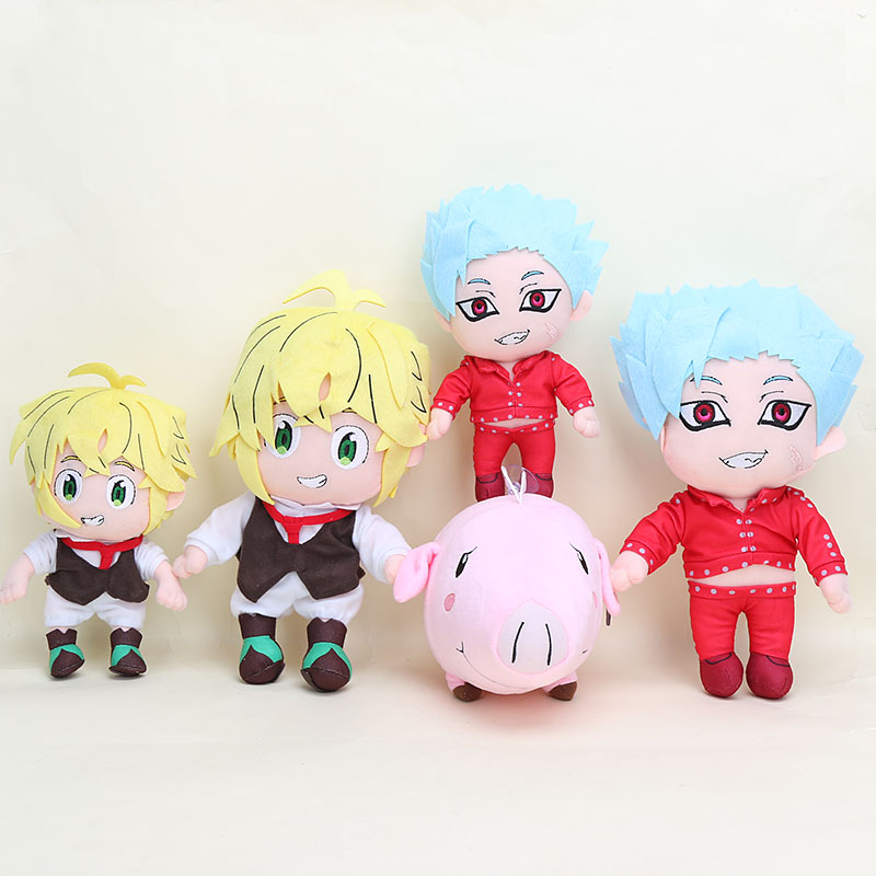 UCAI NARUTO Plush Pillow ,Anime Cartoon Toy PP Cotton Soft Stuffed Double-Sided Printing Doll Home Decoration Gifts for Fans 1