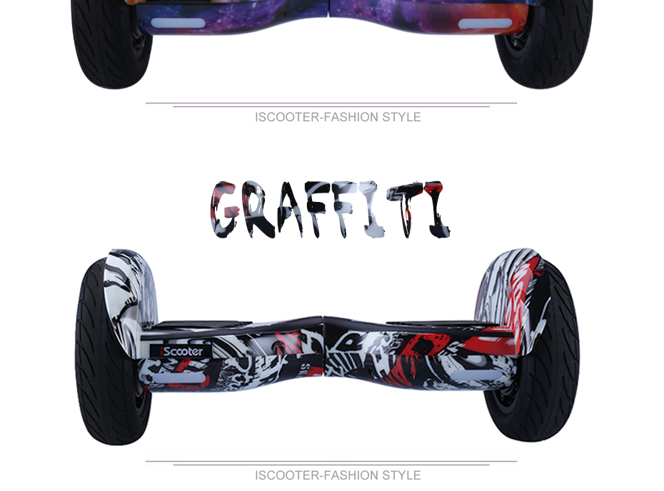10 inch self balancing electric Hoverboard with speaker and Bluetooth 23