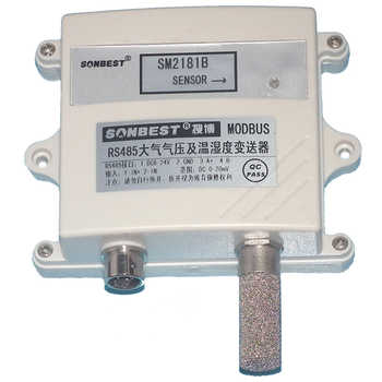 RS485 network pressure and temperature and humidity integrated sensor transmitter SM2181B