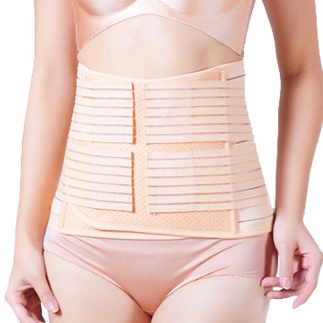 Postpartum Recovery Belt Pregnancy Tummy C Section Band After Birth