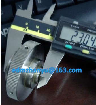 33EC085A418 nozzle body  for Makino wire EDM - LS machines airbnb