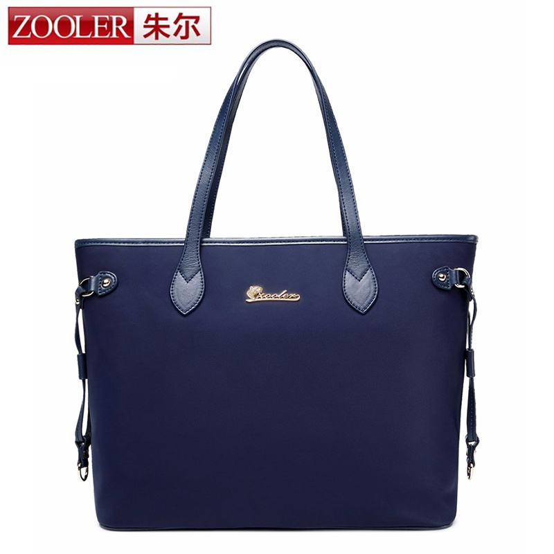 (NEWS! 2017 Special new.)ZOOLER BRAND causal bag bags Handbags women famous brand shoulder bag tote large capacity