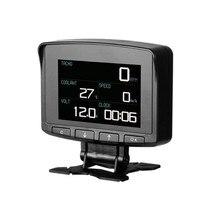 Электронный монитор инструмент диагностики X50 PRO индикатор на лобовом стекле OBD II Head Up Дисплей Цифровой автомобиль компьютер Авто ecu пленки д
