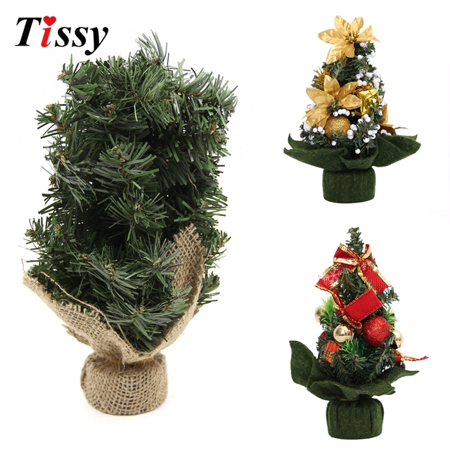 1PC DIY Christmas Tree Green Artificial Christmas Trees Decorative Xmas Trees  Home Decor Christmas/Wedding