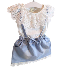 Bear Leader Girls Dresses Summer Lovely