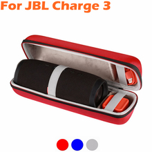 Travel Portable Column Charge3 Storage Carrying Bag Pouch Box for JBL Charge 3 Bluetooth Speaker Protective Case Cover Protector