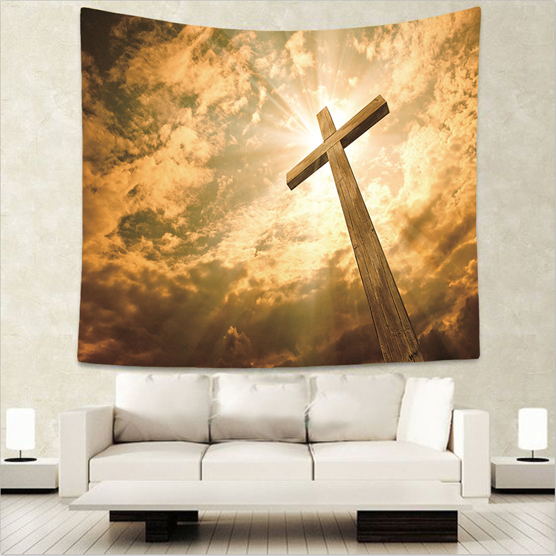Buy christian tapestry and get free shipping on AliExpress.com
