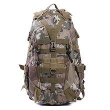 35L-40L Impermeable Mochilas Molle Asalto Militar 3 P Mochila Táctica Bolsa de Viaje de Nylon para Los Hombres Las Mujeres M108