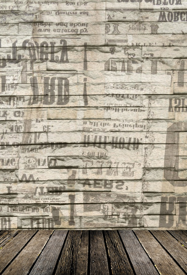 Laeacco Grunge Letter Graffiti Wall Wood Floor Photo Backgrounds Vinyl Digital Customized Photography Backdrops For Photo Studio