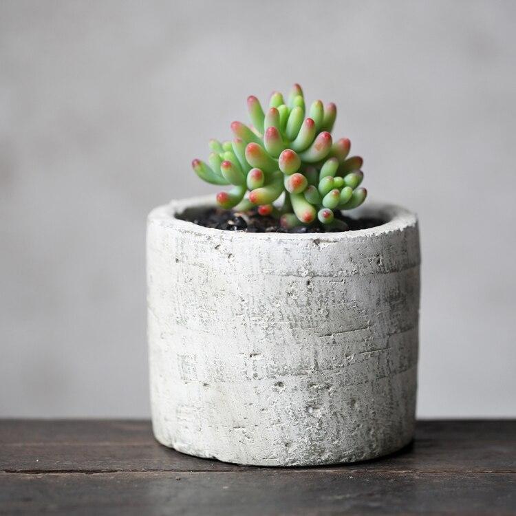 Ceramic Flower Pots Creative Classic Pottery Flower Green Plant Pot ...