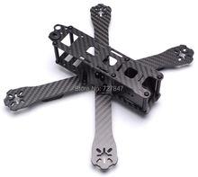 QAV-R 220 220mm / 180mm 4mm Arm DIY mini drone cross racing quadcopter FPV QAV-R 220 mm / 180 mm pure carbon fiber frame