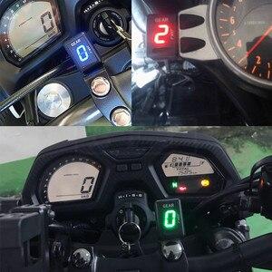 Для Suzuki GSF650 GSF1250 N/NA Bandit 2007 2008 GSF 650 1250 Bandit мотоцикл 1-6 уровень индикатор шестерни цифровой индикатор передачи