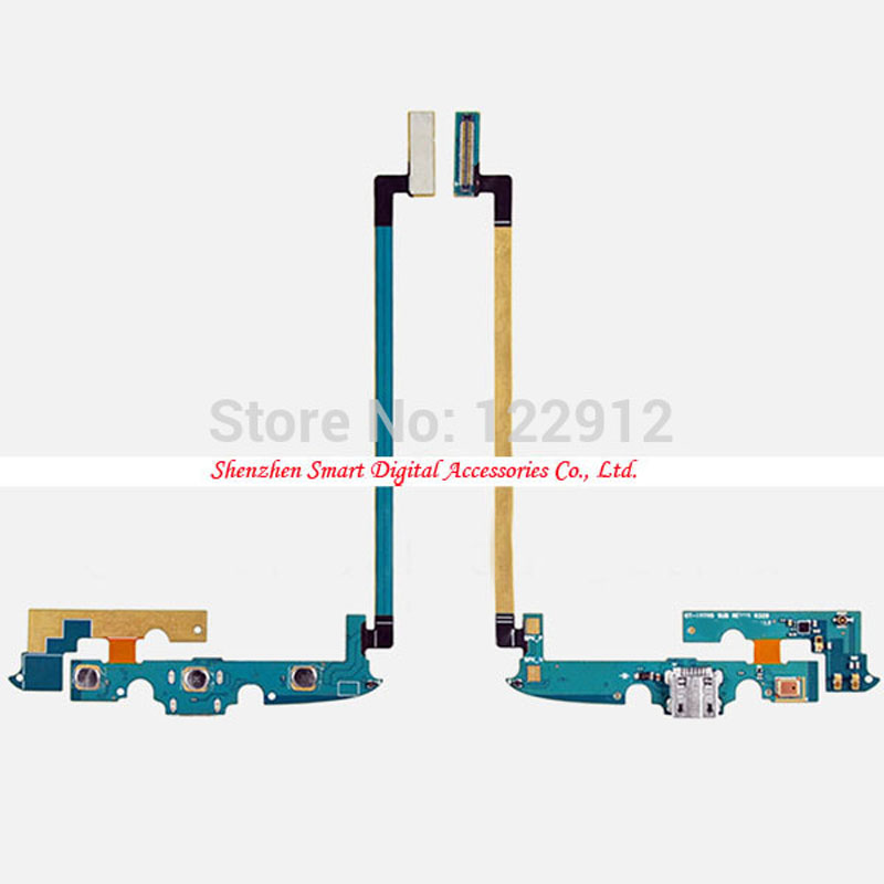 USB Charger Port Charing Port Dock Connector For i9295 Front Keyboard & Mic Flex Cable