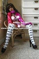 Новый 148 см Высокое качество реалистичные силиконовые секс куклы влагалища реального киска, Европа лицо черный кукла любовь, взрослый реаль