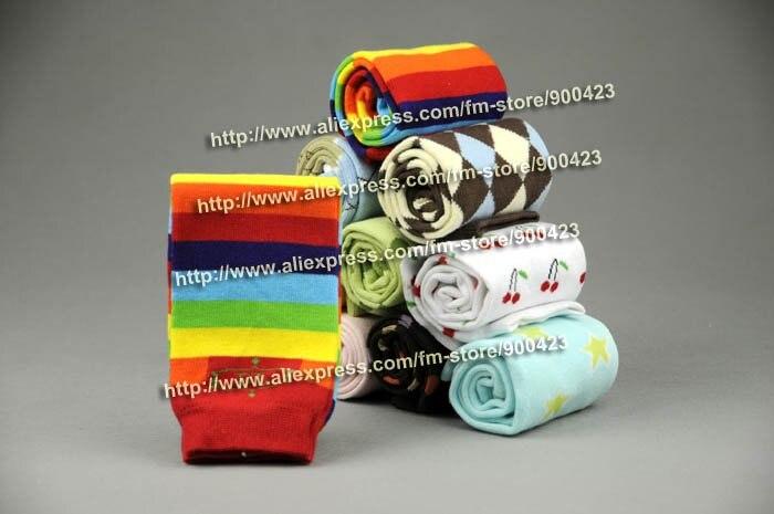 10 дизайнов 72 шт/партия гетры для малышей Детские гетры новые стильные детские legging-dp30020