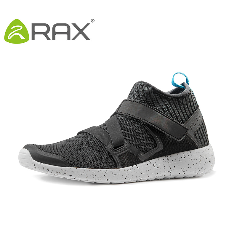 RAX Running shoes For Men Breathable Running Sneakers Mens Outdoor Sport Shoes Women Running Shoes Zapatos De Hombre Trainers кардиометр running
