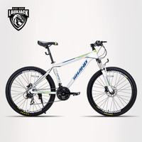 Shanp Mountain Bike Aluminum Frame 21 24 Speed 26 Wheels Shimano