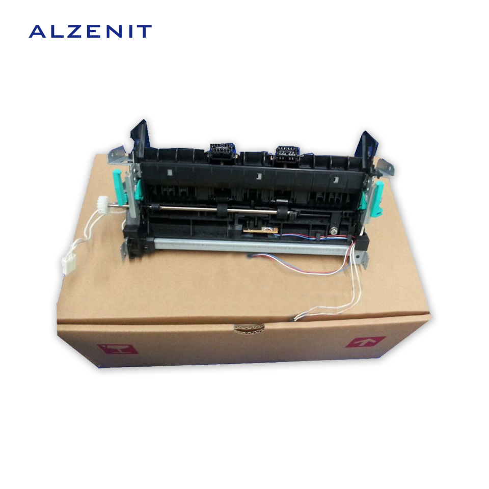 ALZENIT For HP 3390 Original Used Fuser Unit Assembly RM1-1289 RM1-2337 220V Printer Parts On Sale second hand for hp laserjet m1120 m1120 fuser assembly fixing unit 220v printer parts on sale