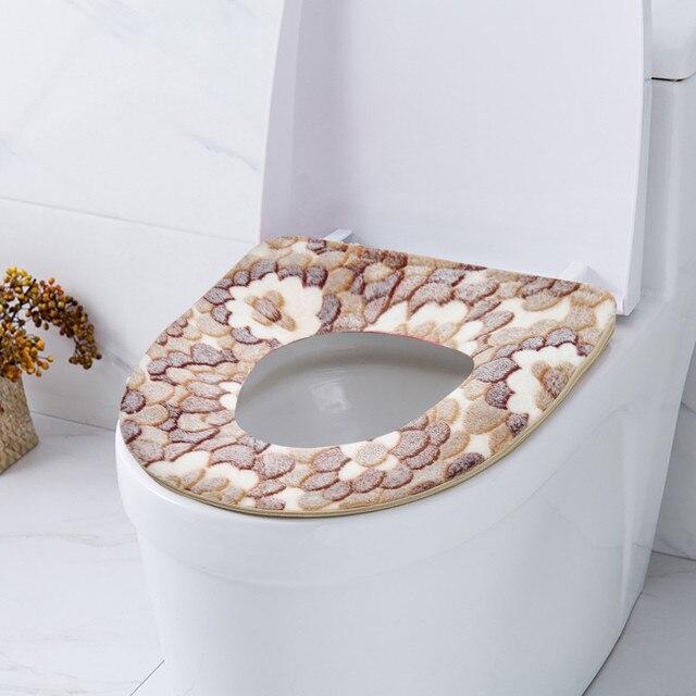 4 di colore di spessore carino igienica morbida copertina caldo tappetino da bag