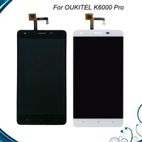 High Quality For Oukitel K6000 Pro LCD Display Touch Screen Digitizer Assembly Replacement Original K6000 Pro