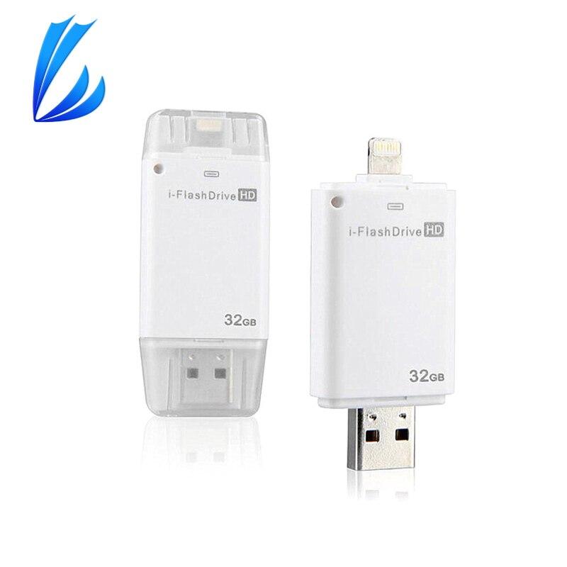 LL TRADER USB Flash Drive 64G OTG Pen Drive Geheugen USB Photo Stick - Externe opslag - Foto 1