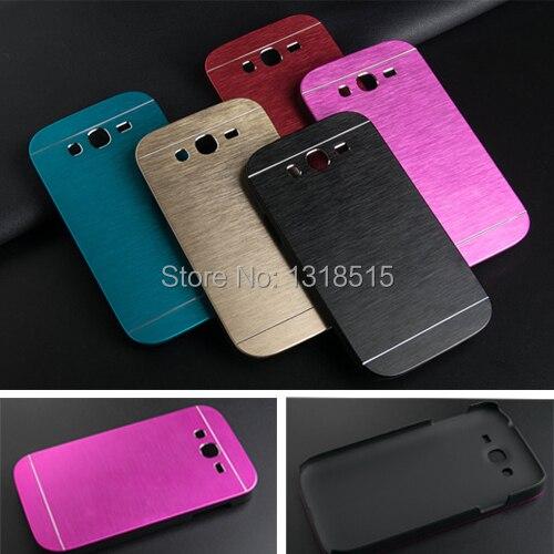 cheaper 94148 edc41 US $1.99 |Luxury Brushed Metal Aluminium material case For Samsung Galaxy  Grand Neo i9060 grand neo plus i9060i phone case cover on Aliexpress.com |  ...