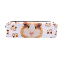 Guinea Pig 3D Printing Cosmetic bag women makeup bag organizer 2016 Fashion New pouch necessaire trousse de maquillage travel