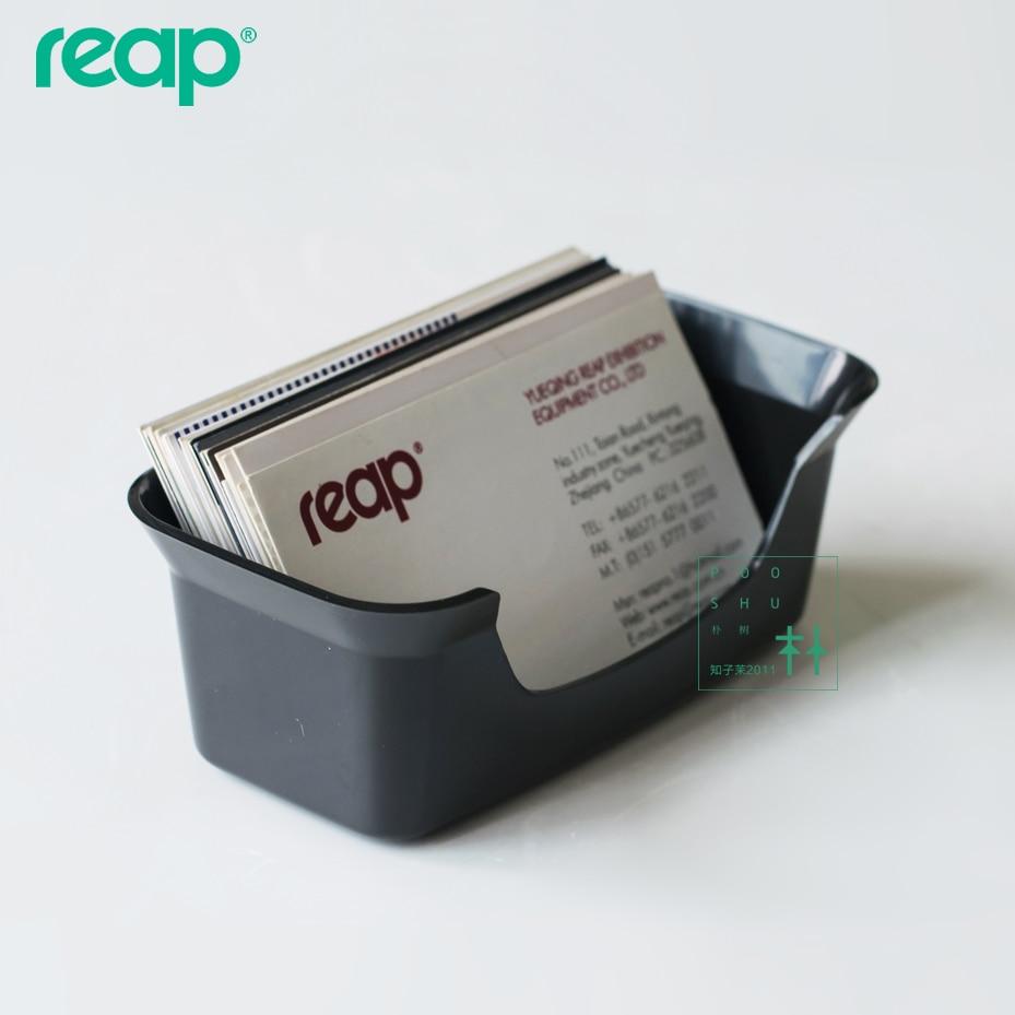 5003 tabletop Card Racks Plastic desk Business Card Name Card Holder ...