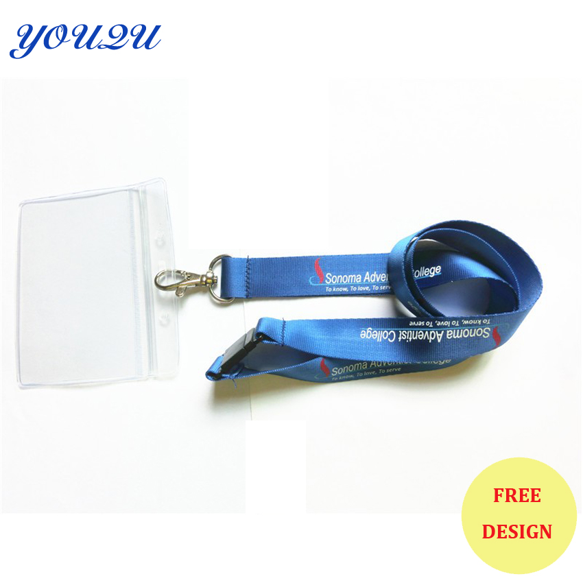 Fashion Lanyard With Pvc Card Holder Lanyard With Card Pocket Pvc Card Holder Lowest Price Escrow Accepted
