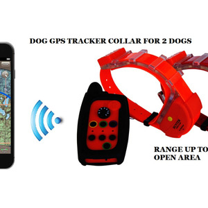 WATERPROOF DOG GPS TRACKER COL