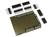 Бесплатная Доставка 5 шт. для Arduino Прототип PCB 68*56 мм Прото Щит R2 расширение прототип платы suite Совместимость С UNO R3