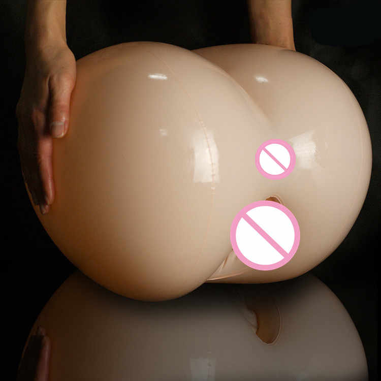 hot sale! Easy To Store And Clean Inflatable Big Ass Detachable Vagina Can Be Filled With Warm Water Adult Sex Toy for men