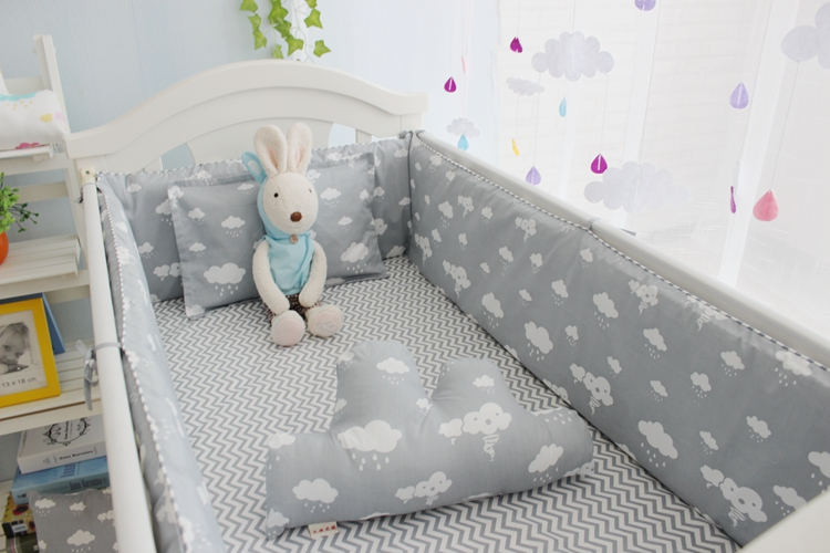 All Natural Crib Bedding