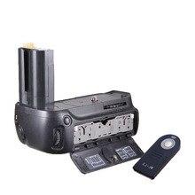 Vertical Batterie Grip pour Nikon D90 D80 MB-D80 DSLR caméras + IR À Distance ML-L3